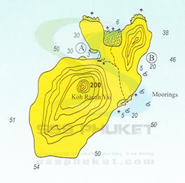 Map de Racha Yai
