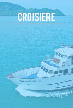 Scuba diving croisière