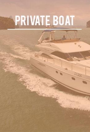 snorkling in Phuket private boat
