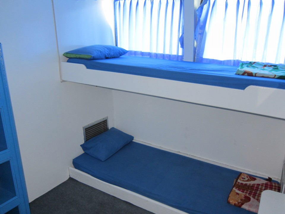 Andaman Tritan Liveaboard Deluxe Cabin