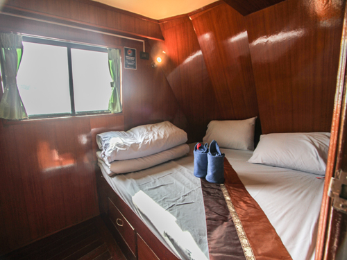 Manta Queen 1 Liveaboard Double Cabin