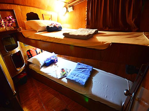 Croisière Manta Queen 6 cabine