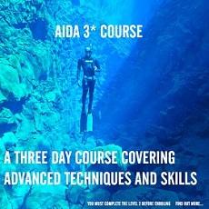 AIDA Courses 3 Stars