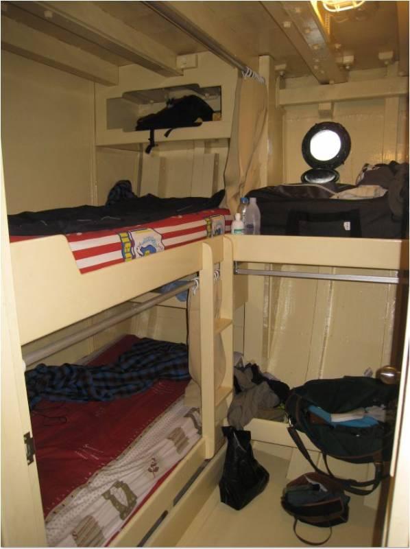 Andaman Seafarer Cabine