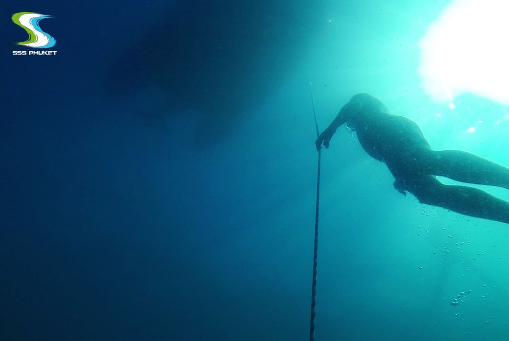 freediving Thailand