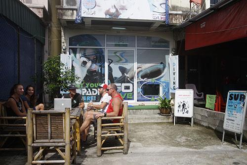 SSS Phuket Front Shop