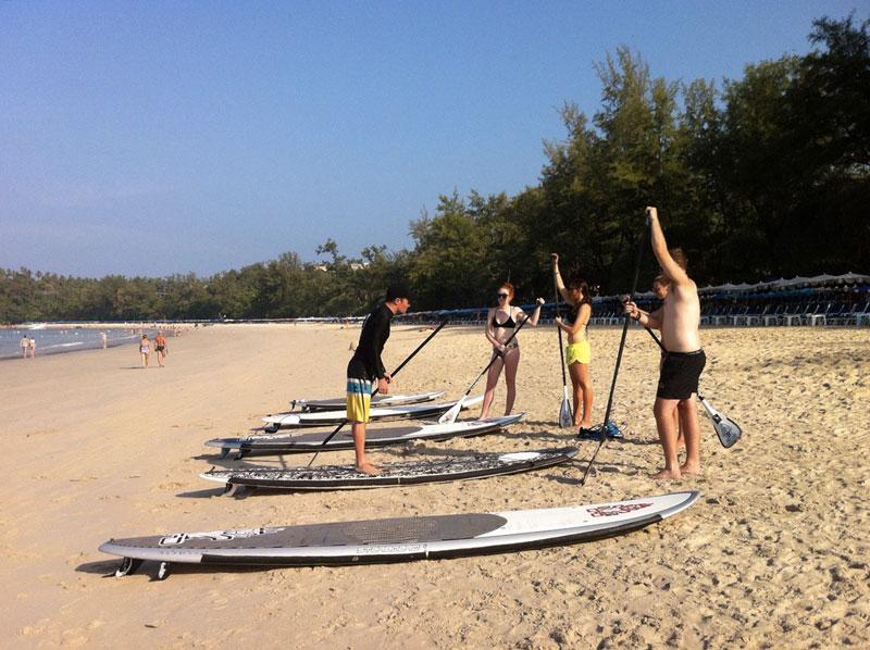 SSS Phuket activities surf