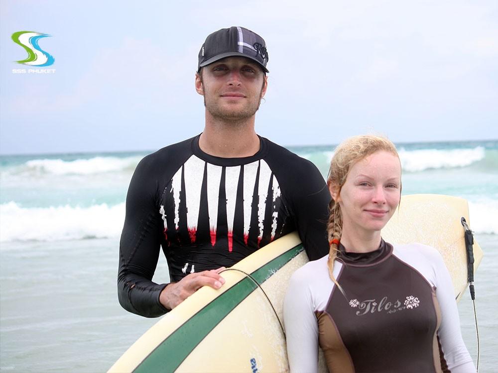 surf team SSS Phuket