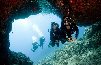Best dive center Padi Open Water
