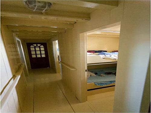 MV Andaman Seafarer Liveaboard Cabin