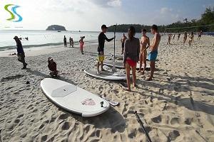 surf à Phuket & SUP