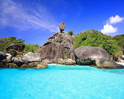snorkeling à phuket Similan