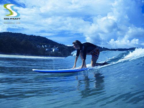 Phuket Surf Camp kata