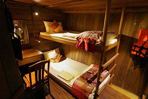 Diva Andaman Liveaboard Twin Cabin