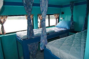 Similan Explorer Liveaboard Quad Cabin