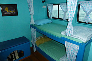 Similan Explorer Liveaboard Twin Cabin