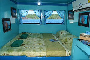 Similan Explorer Liveaboard Double Cabin
