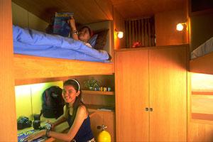 Panunee Liveaboard Studio Cabin