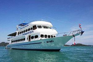 phuket scuba diving pawara
