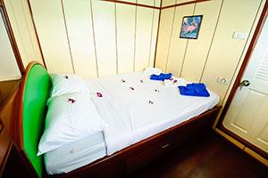croisière Deep Andaman Queen Cabine Deluxe