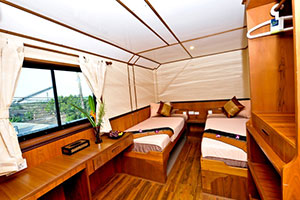 White Manta Liveaboard Deluxe Twin
