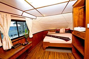 White Manta Liveaboard VIP Cabin