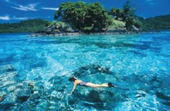Similian Snorkelling