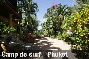 surf à phuket camp de surf