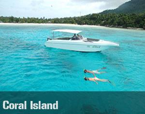coral island private
