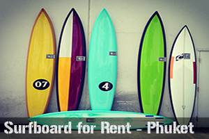 rent surfboard