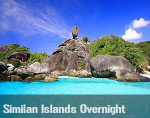 similan overnight