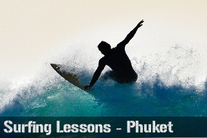surfing lessons phuket
