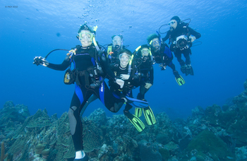 Best dive center Padi Discover Scuba Diving