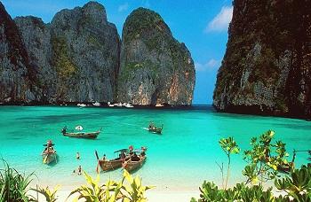 snorkeling à phuket phi phi