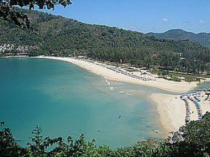 plongée à Phuket Nai Harn Beach