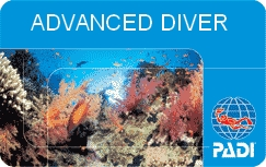 phuket scuba diving padi-card-advanced open water