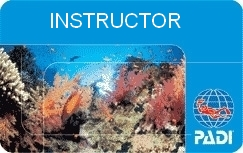 phuket scuba diving padi-card-instructor