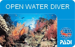 phuket scuba diving padi-card-open water