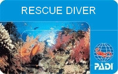 phuket scuba diving padi-card-rescue