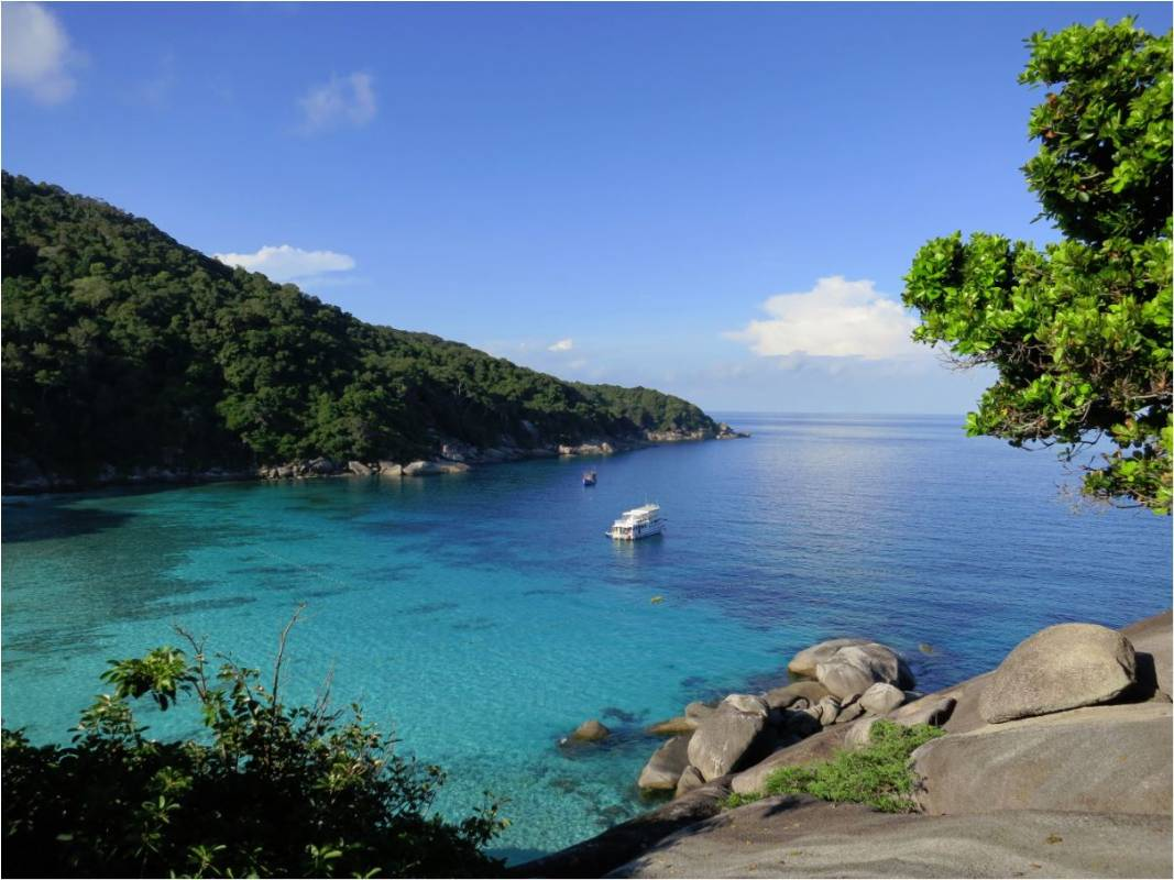 similan-islands-overnight, padi open water phuket
