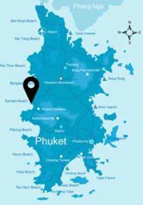 Phuket Surf Shop surin spot
