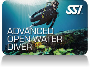 SSI Advanced Open Water Phuket Diving