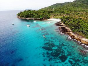 racha yai diving snorkeling
