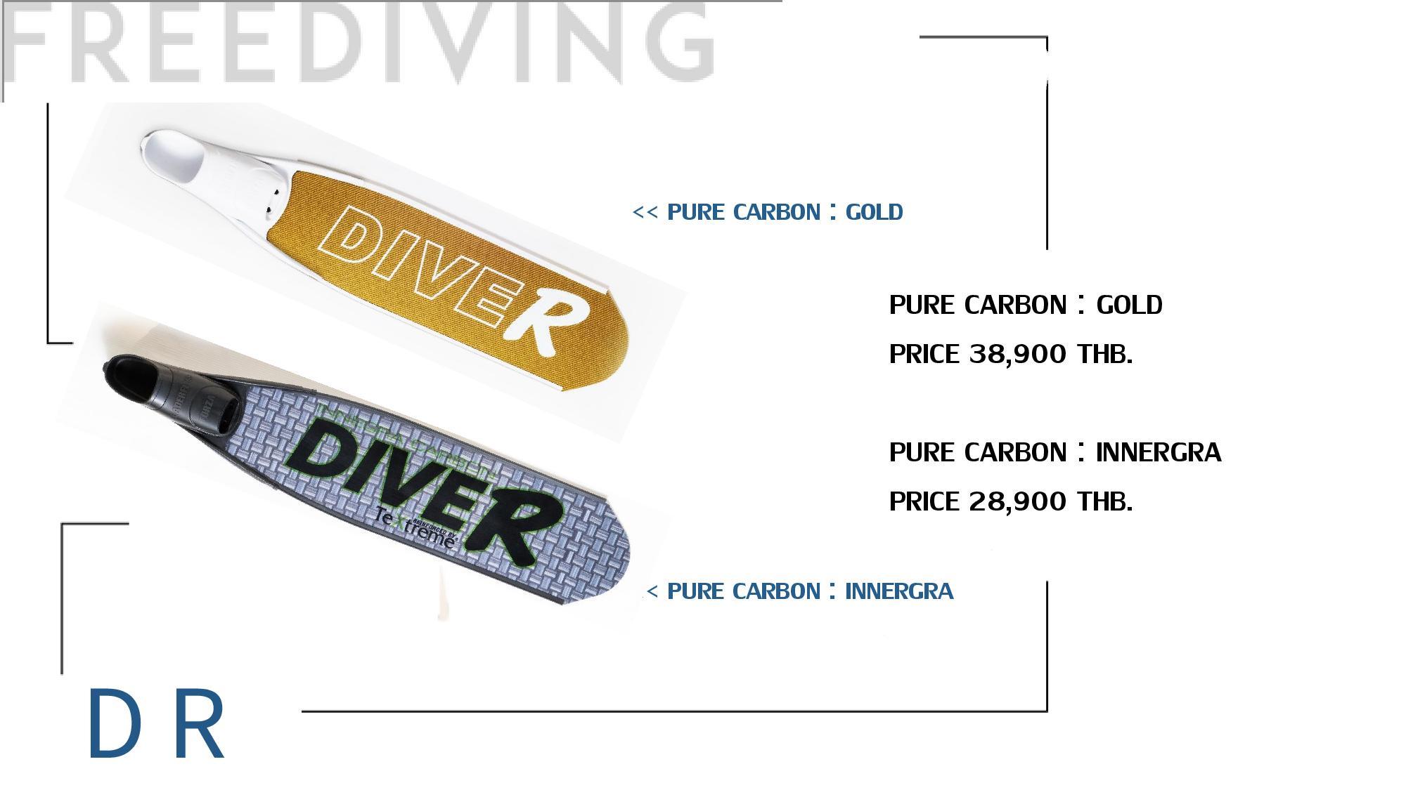 sss phuket dive diveR fins