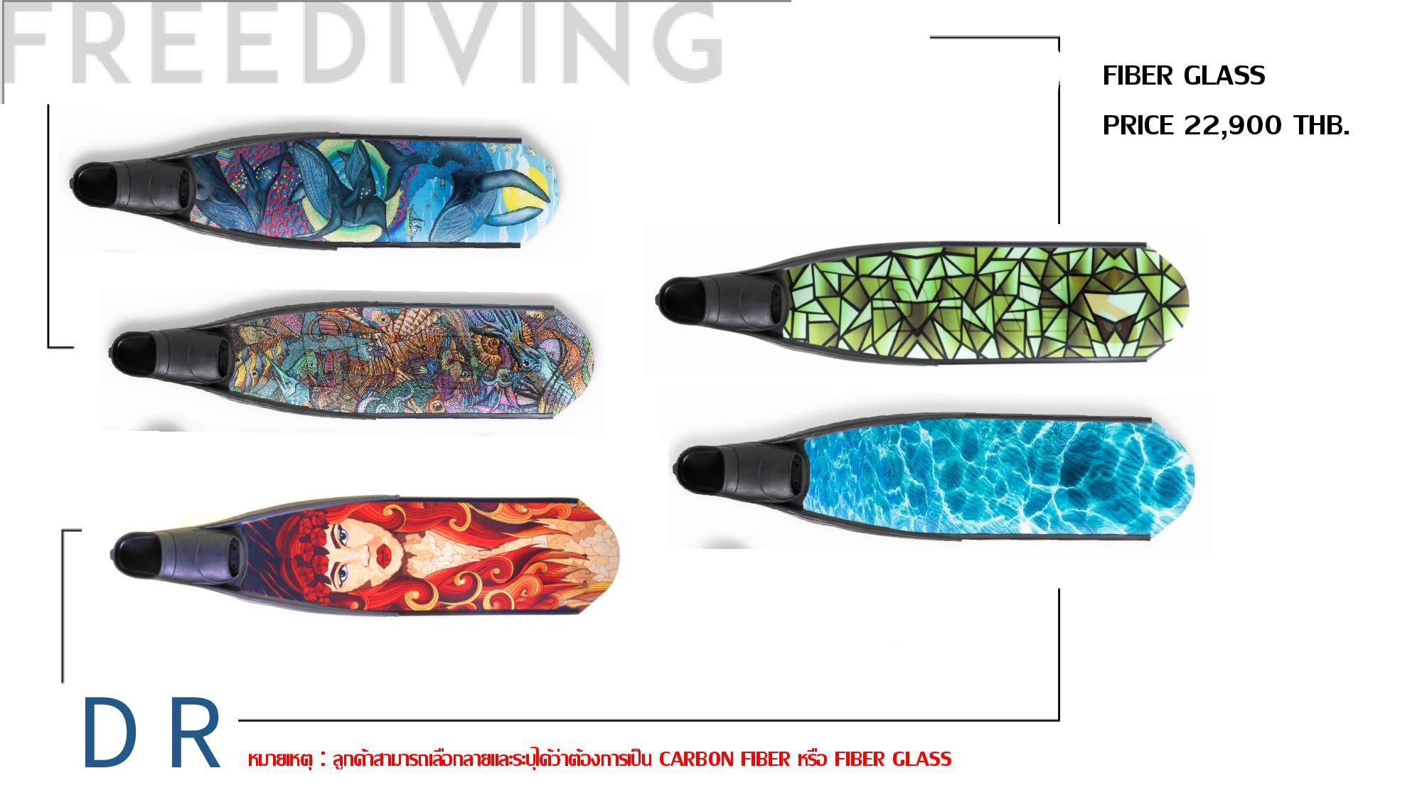 diveR artistic fins sss phuket