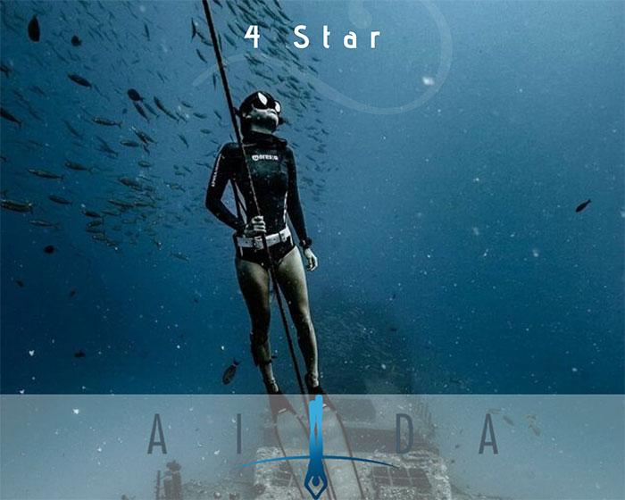 AIDA 4 Star Phuket Logo