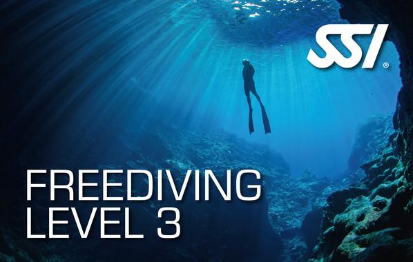 SSI Freediving Phuket Level 3 | SSS Phuket™ Pioneer Freediving School