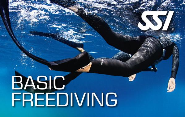 SSI Basic Freediver Phuket Logo