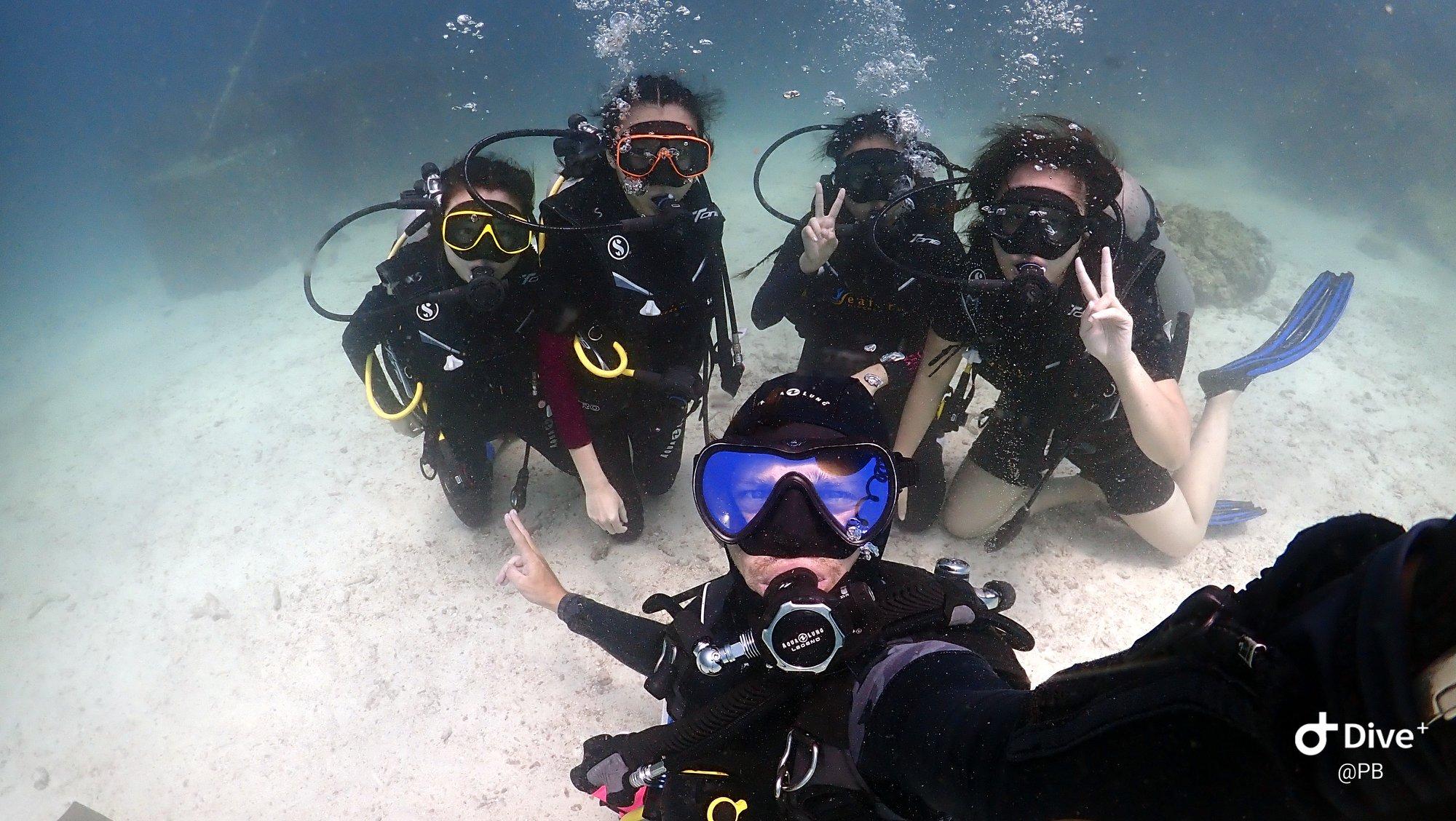 sss phuket diving racha