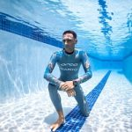 freediving thailand william Orca wetsuits